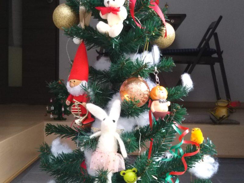 せき不動産にもクリスマスがやってきた。