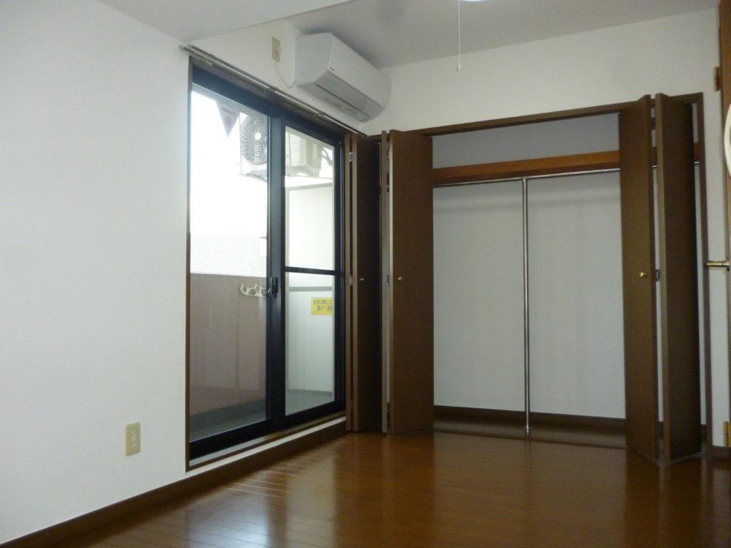 ガーラ蒲田の室内です。 外の騒音が聞こえてきません。