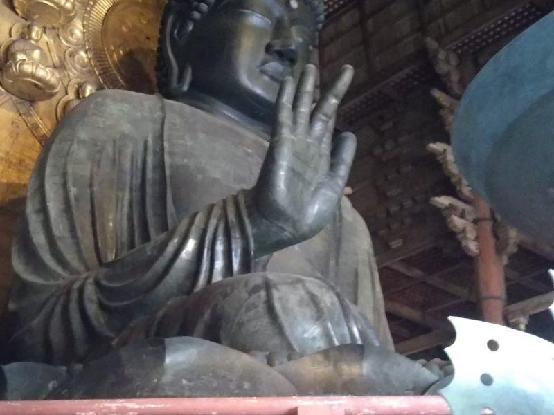 奈良の大仏です。