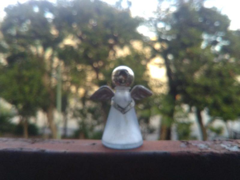 天使の置物です。