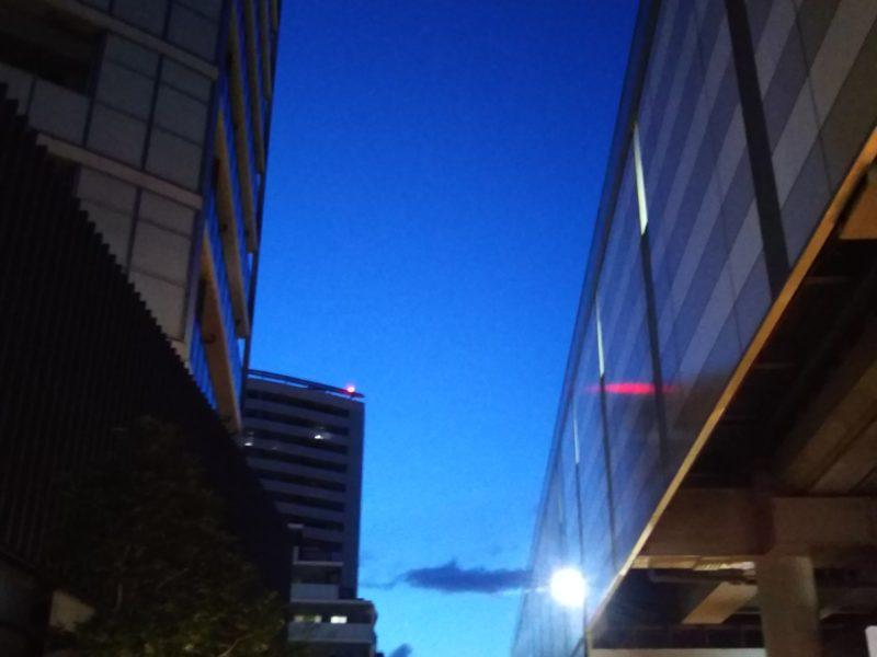 京急空港線の糀谷駅前です。