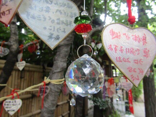 大田区新田神社の絵馬です。